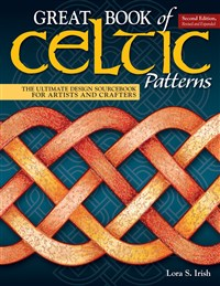 Great Book of Celtic Patterns, Second Edition, Revised and Expanded