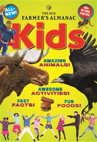 Old Farmer's Almanac 2018 Kids Volume 7