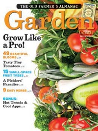 Old Farmer's Almanac 2018 Garden Guide
