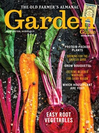2019 Old Farmer's Almanac Garden Guide