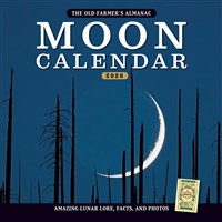 The Old Farmer's Almanac 2020 Moon Calendar
