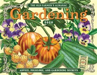 The Old Farmer's Almanac 2020 Gardening Calendar