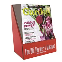 The Old Farmer's Almanac 2020 GARDEN GUIDE, COUNTER DISPLAY