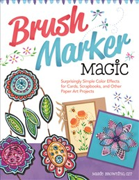 Brush Marker Magic