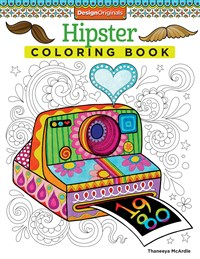 Hipster Coloring Book