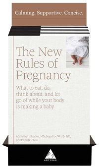The New Rules of Pregnancy, 5-Copy Counter Display
