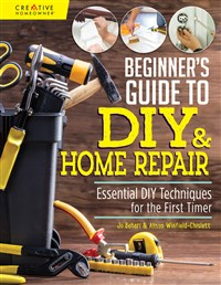 Beginner's Guide to DIY & Home Repair