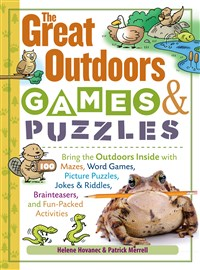 The Great Outdoors Games & Puzzles