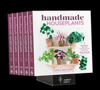 Handmade Houseplants 5-copy counter display