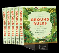 Ground Rules 5-copy counter display