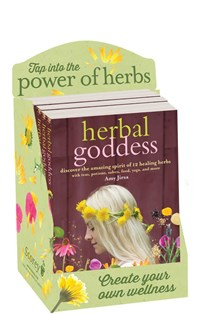 Herbal Goddess 6-copy Counter Display