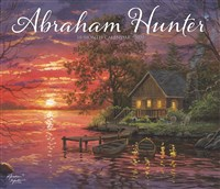 Abraham Hunter 2020 Wall Calendar