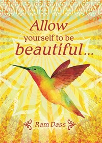Allow Yourself to Be Beautiful