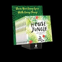 House Jungle 8-copy display