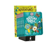 Backpack Explorer: On the Nature Trail 5-copy counter display