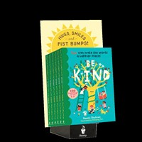 Be Kind 6-copy counter display