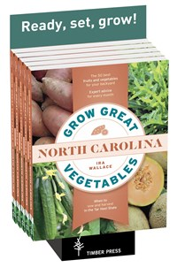 5-Copy Counter Display Grow Great Vegetables in North Carolina