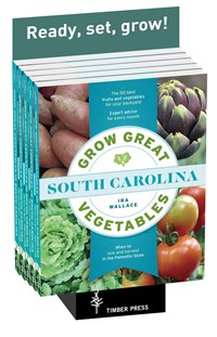 5-Copy Counter Display Grow Great Vegetables in South Carolina