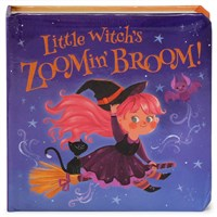 Little Witch's Zoomin' Broom!