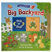 Look and Learn: My Big Backyard: Summer, Fall, Winter, and Spring