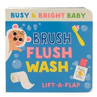 Brush, Flush, Wash