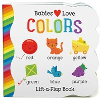 Babies Love Colors