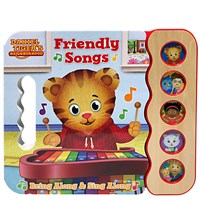 Daniel Tiger's Friendly Songs (Daniel Tiger)