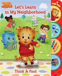 Daniel Tiger Let's Learn in My Neighborhood (Daniel Tiger)