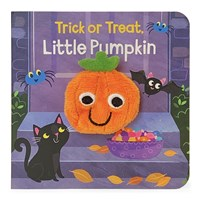 Trick or Treat Little Pumpkin