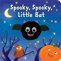 Spooky, Spooky Little Bat