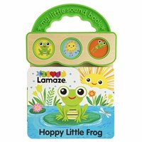 Hoppy Little Frog