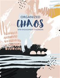 2018 Organized Chaos Engagement Calendar