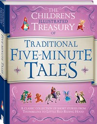 Children's Illustrated Treasury Traditional Five Minute Tales