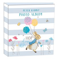 Peter Rabbit Striped Photo Album