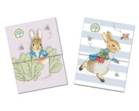 Peter Rabbit Adventures Mini Magnetic Notepad