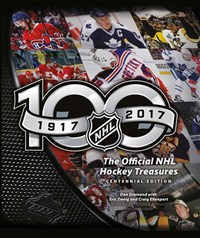The Official NHL Hockey Treasures, Centennial Edition