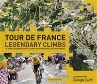 Tour De France Legendary Climbs on Google Earth
