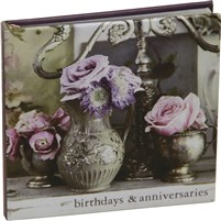 Rachel Ashwell Couture Prairie Birthday Book