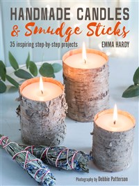 Handmade Candles and Smudge Sticks