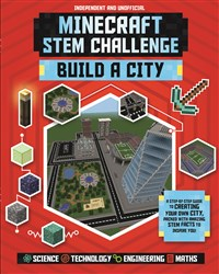 Minecraft STEM Challenge: Build a City