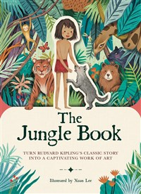 Paperscapes: The Jungle Book