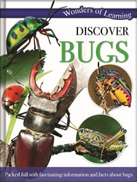 Discover Bugs – 48pp Padded Foil Omnibus