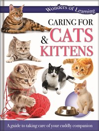 Caring for Cats & Kittens – 48pp Padded Foil Omnibus