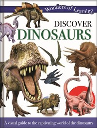 Discover Dinosaurs – 48pp Padded Foil Omnibus