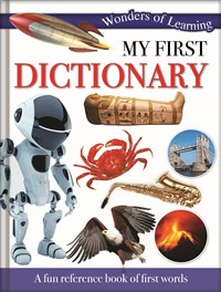 My First Dictionary – 48pp Padded Foil Omnibus