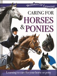 Caring for Horses & Ponies – 48pp Padded Foil Omnibus