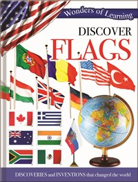 Discover Flags – 48pp Padded Foil Omnibus