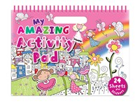 My Amazing Activity Pad (Pink)