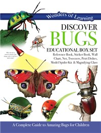 Discover Bugs Educational Box Set