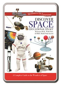 Discover Space – Wonders of Learning Tin Set